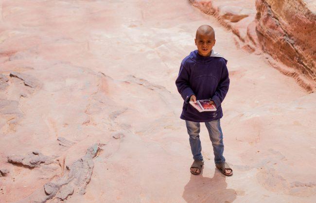 postcard boy